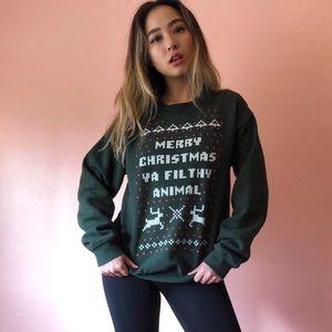 Women S Anime Christmas Sweater On Poshmark